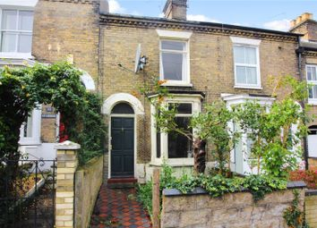 Thumbnail 2 bed terraced house for sale in Wellington Road, Norwich