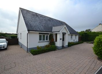 Thumbnail 3 bed detached bungalow for sale in Wood End, Pendine, Carmarthen