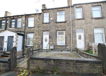 Thumbnail 3 bed terraced house for sale in Moorfield Road, Fartown, Huddersfield, West Yorkshire