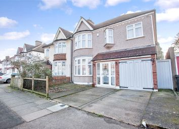 Thumbnail 4 bedroom semi-detached house for sale in Newquay Road, Catford, London