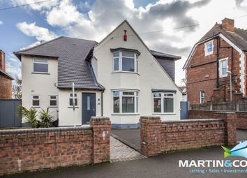 Thumbnail 4 bed detached house for sale in Park Hill Road, Harborne