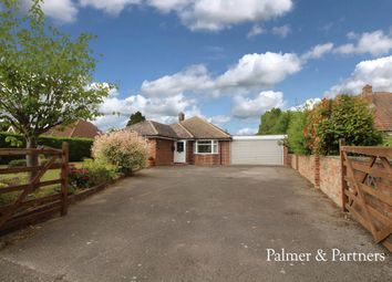Thumbnail 3 bed detached bungalow for sale in Dennetts, Holbrook Road, Stutton, Ipswich