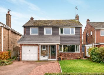 Thumbnail 3 bed detached house for sale in Widecombe Avenue, Stafford