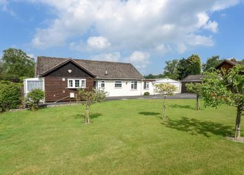 Thumbnail 3 bed detached bungalow for sale in Llanyre, Llandrindo Wells