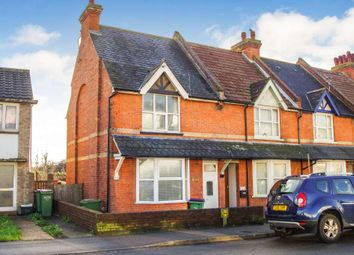Thumbnail 3 bed end terrace house for sale in Seabrook Road, Hythe