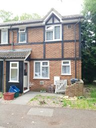 Thumbnail 1 bed end terrace house to rent in Hawthorn Close, Hounslow