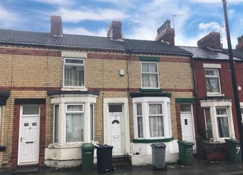 2 bed terraced house for sale in Parkside Road, Tranmere, Birkenhead CH42