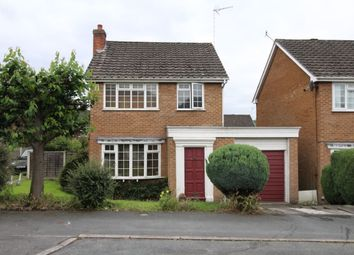 Thumbnail 3 bed detached house to rent in Kennet Drive, Congleton