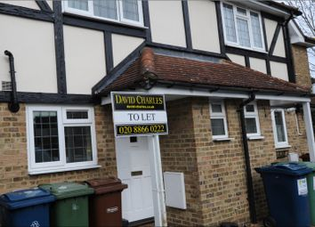 Thumbnail 2 bed terraced house to rent in Thrush Green, Harrow