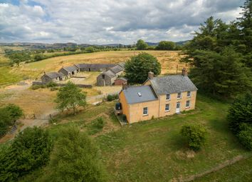 Thumbnail 6 bed farmhouse for sale in Pontrhydfendigaid, Ystrad Meurig