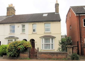 Thumbnail 3 bed end terrace house for sale in Grove Road, Hitchin