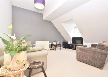Thumbnail 1 bed flat for sale in Top Floor Flat, Barter Close, Kingswood