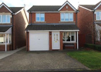 Thumbnail 3 bed detached house for sale in Honister Way, Blyth