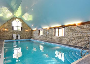 Thumbnail 6 bed detached house for sale in The Old Vicarage, Church Road, Stevington