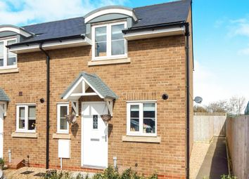 Thumbnail 2 bed end terrace house for sale in Cunningham Road, Yeovil