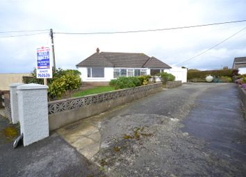 Thumbnail 4 bed detached bungalow for sale in Roch, Haverfordwest