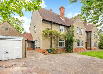 Thumbnail 6 bed detached house for sale in Northmoor Road, Oxford