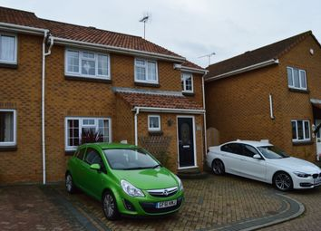 Thumbnail 4 bed semi-detached house for sale in Cranbrook Close, Cliftonville, Margate