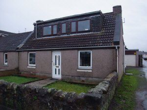 Thumbnail 4 bed detached house to rent in Main Street, Thornton, Kirkcaldy