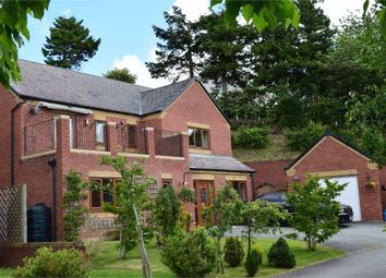 Thumbnail 4 bed detached house for sale in Oak View, Sarn, Newtown, Powys