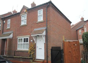 Thumbnail 2 bed terraced house to rent in West Green, Cottingham