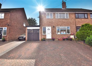 Trinity Close, Bishop's Stortford, Hertfordshire CM23. 3 bed semi-detached house