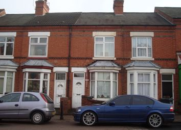Thumbnail 4 bedroom property to rent in Wilberforce Road, Leicester