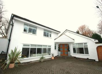 Thumbnail 3 bed detached house to rent in Amis Avenue, New Haw, Addlestone