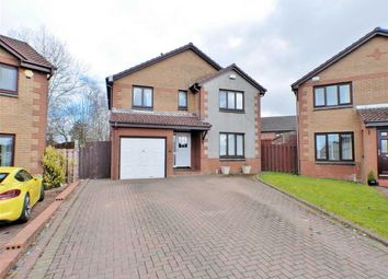 Thumbnail 4 bed detached house for sale in Dunnottar Cresent, Stewartfield, East Kilbride