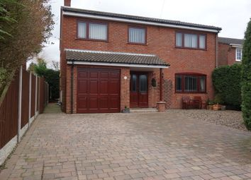 Thumbnail 4 bed detached house for sale in Moorland Way, Belton, Great Yarmouth