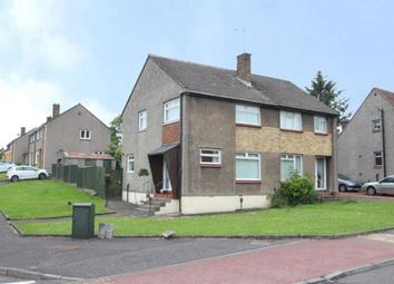 Thumbnail 3 bed semi-detached house for sale in Shiel Road, Bishopbriggs, Glasgow, East Dunbartonshire