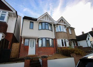 Thumbnail 4 bed property to rent in Wodeland Avenue, Guildford
