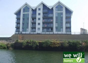 Thumbnail 1 bed flat to rent in Orion Apartments, Copper Quarter, Swansea, West Glamorgan