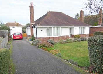Thumbnail 2 bed detached bungalow for sale in Minden Drive, Bury St Edmunds