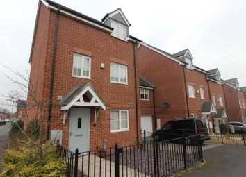 Thumbnail 3 bed town house to rent in Glaisdale Court, Darlington