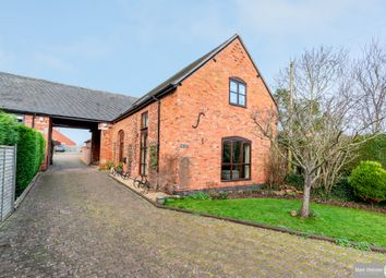 Thumbnail 4 bed barn conversion for sale in Warton Lane, Austrey, Atherstone