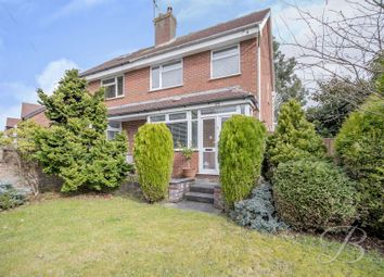 Thumbnail 2 bed semi-detached house for sale in Black Scotch Lane, Mansfield