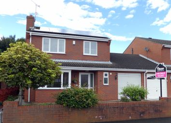 Thumbnail 3 bed link-detached house for sale in Merlin Close, Hull