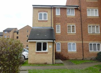Thumbnail 1 bed flat for sale in Burket Close, Southall, Middlesex