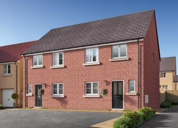 "Thumbnail 3 bed semi-detached house for sale in ""The Eveleigh"" at Doncaster Road, Hatfield, Doncaster"