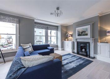 Thumbnail 3 bedroom maisonette for sale in Hannington Road, London