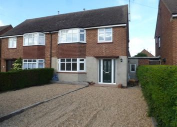 Thumbnail 3 bed semi-detached house for sale in Parkeston Road, Dovercourt, Harwich