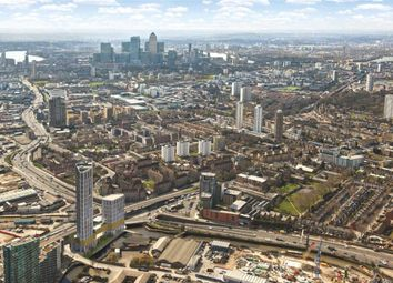 Thumbnail 3 bed flat for sale in 2102, Capital Towers, Stratford