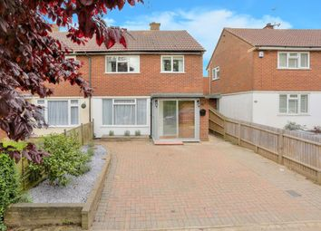 Thumbnail 3 bed semi-detached house for sale in Windermere Avenue, St.Albans