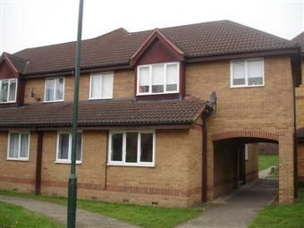 Thumbnail 1 bed flat to rent in Cook Square, Erith, Kent