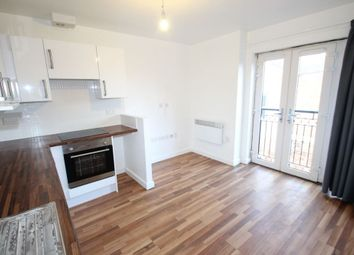 Thumbnail 1 bed flat to rent in Clyde Court, Second Floor, 13 Erskine Street, Leicester