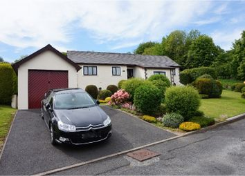 Thumbnail 4 bed detached bungalow for sale in Llanwenog, Ceridigion