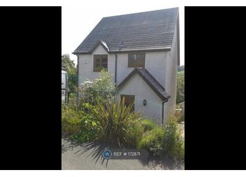 Thumbnail 3 bed detached house to rent in Y Berllan, Conwy