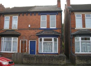 Thumbnail 3 bed semi-detached house to rent in Yorke Street, Mansfield Woodhouse, Mansfield