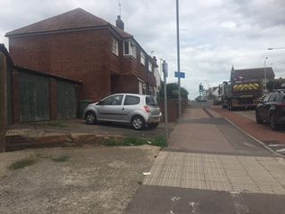 Thumbnail Land for sale in Allenby Road, Ramsgate